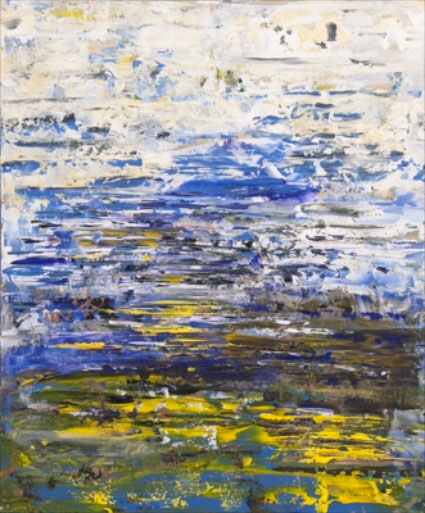 Ocean sunrise - Elizabeth Orchard - 014