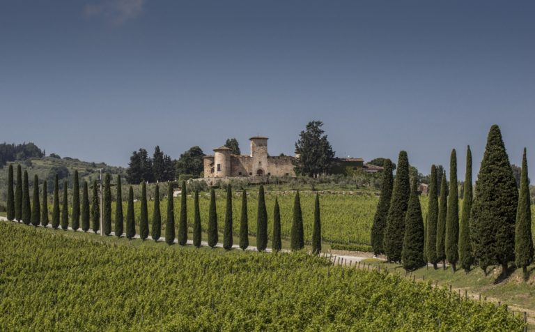 Castello di Gabbiano: An exhibition of paintings and silks signed by Elizabeth Orchard